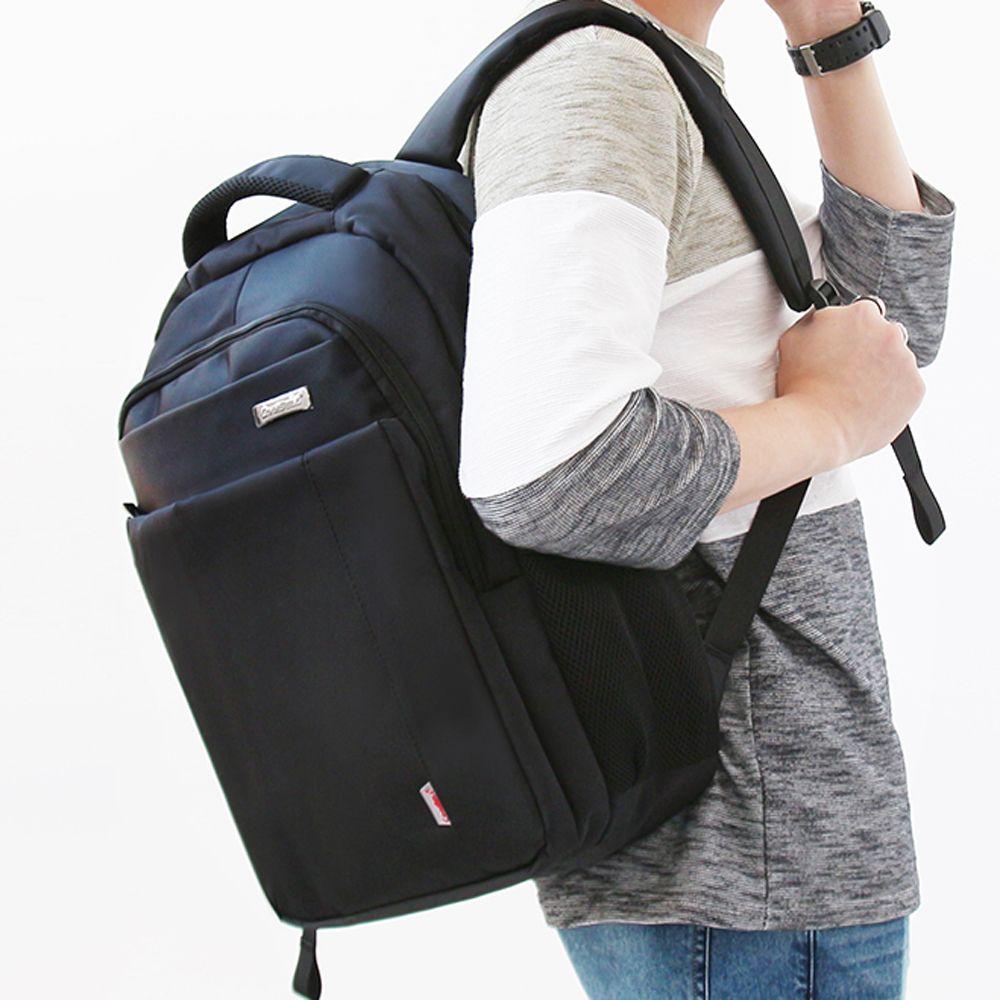 수납공간 포켓 노트북 여행용 데일리 남성백팩