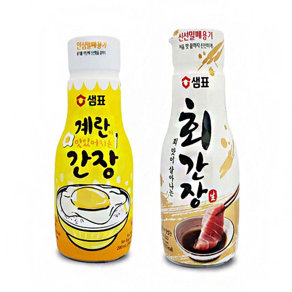 간장 계란 밥 소스 회 초밥 간장 만능 맛소스