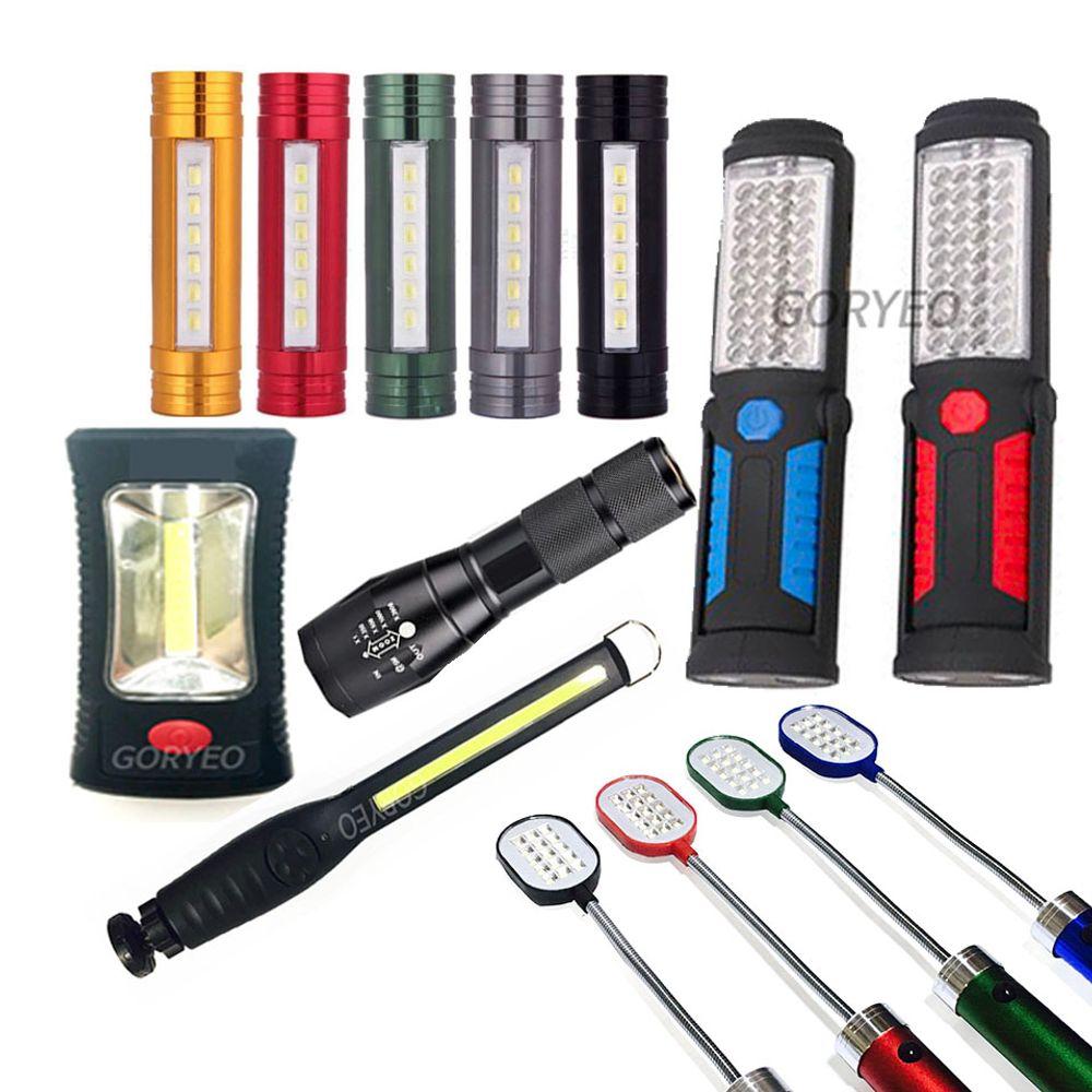 USB 충전식 헤드램프 LED 헤드랜턴