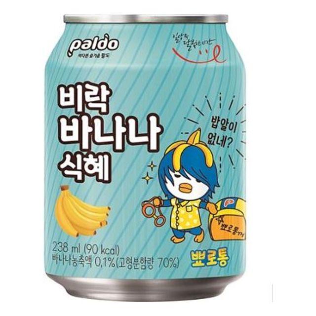 비락 바나나 식혜 238ml(72캔)