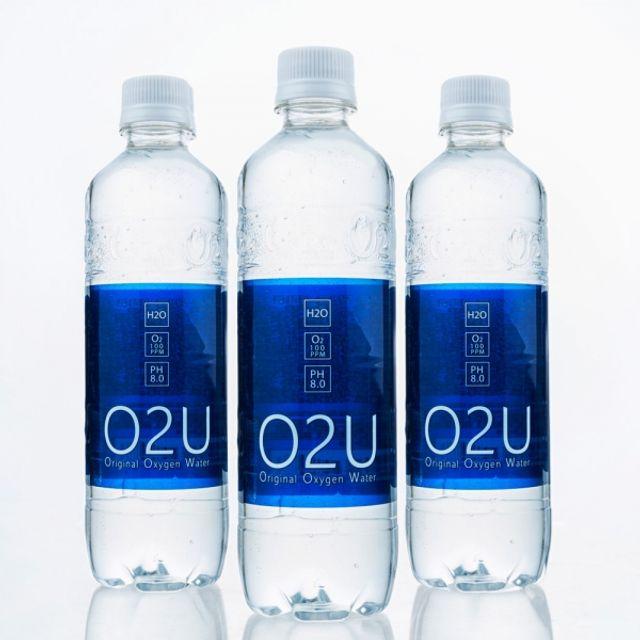 GnJ 산소수1.5L 12펫 O2U산소수 물 생수 산소수