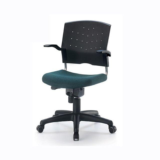 회전 의자 PS-그린 팔걸이 학생 공부 컴퓨터 게이밍