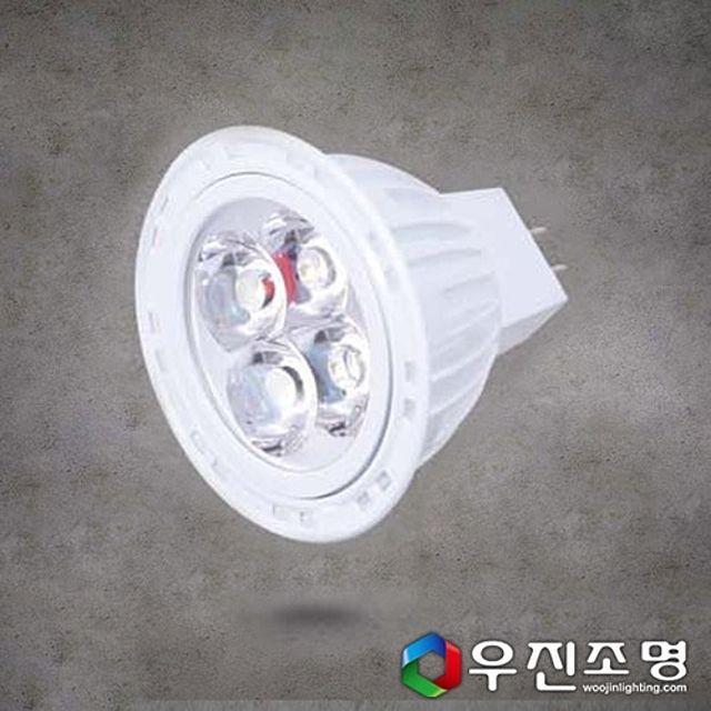 우진조명_ LED MR16 4W