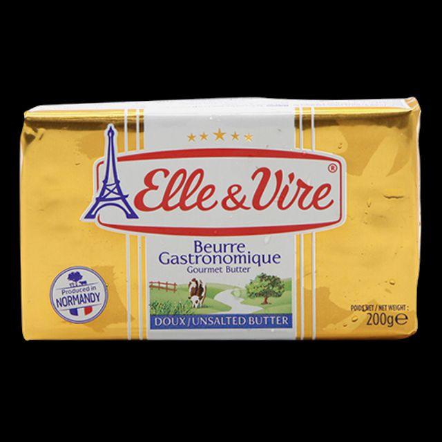 엘엔비르 무염 버터 200g