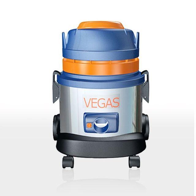 (IPC SOTECO) 건식전용청소기 VEGAS202 INOX  천필터
