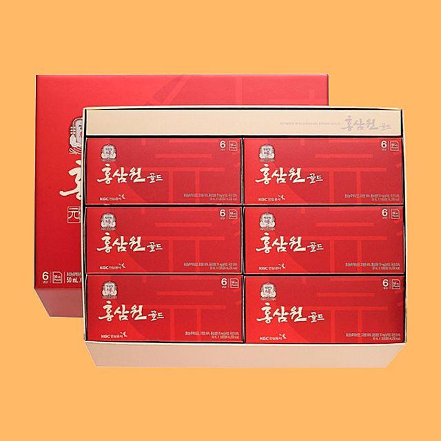 홍삼원골드-50ml 60포 홍삼액기스 명절부모님선물