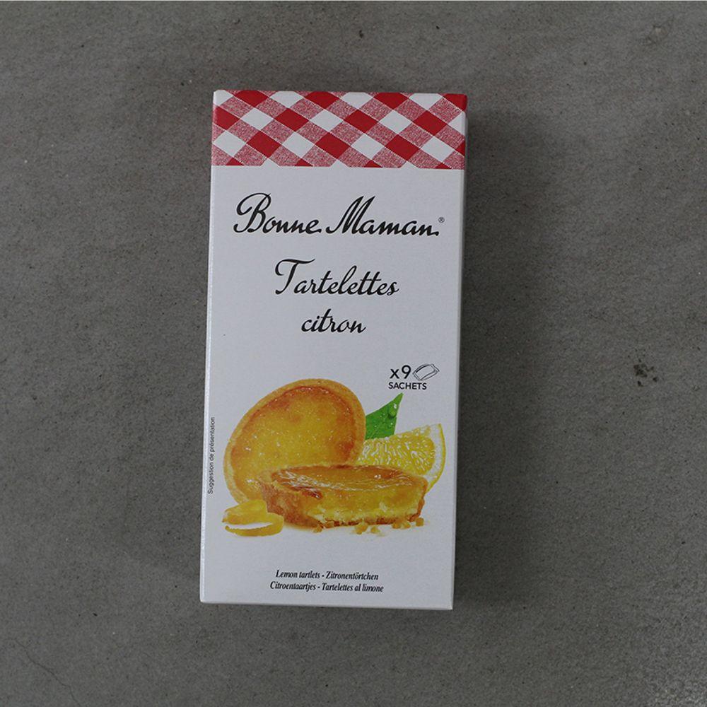 본마망 레몬 타르트 125g 1개