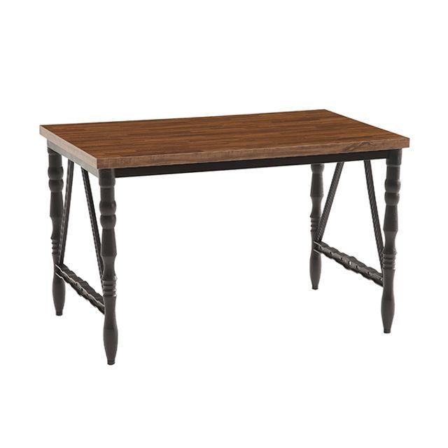 4인 식탁 식당 테이블 멀바우 CB1000 사출 다용도
