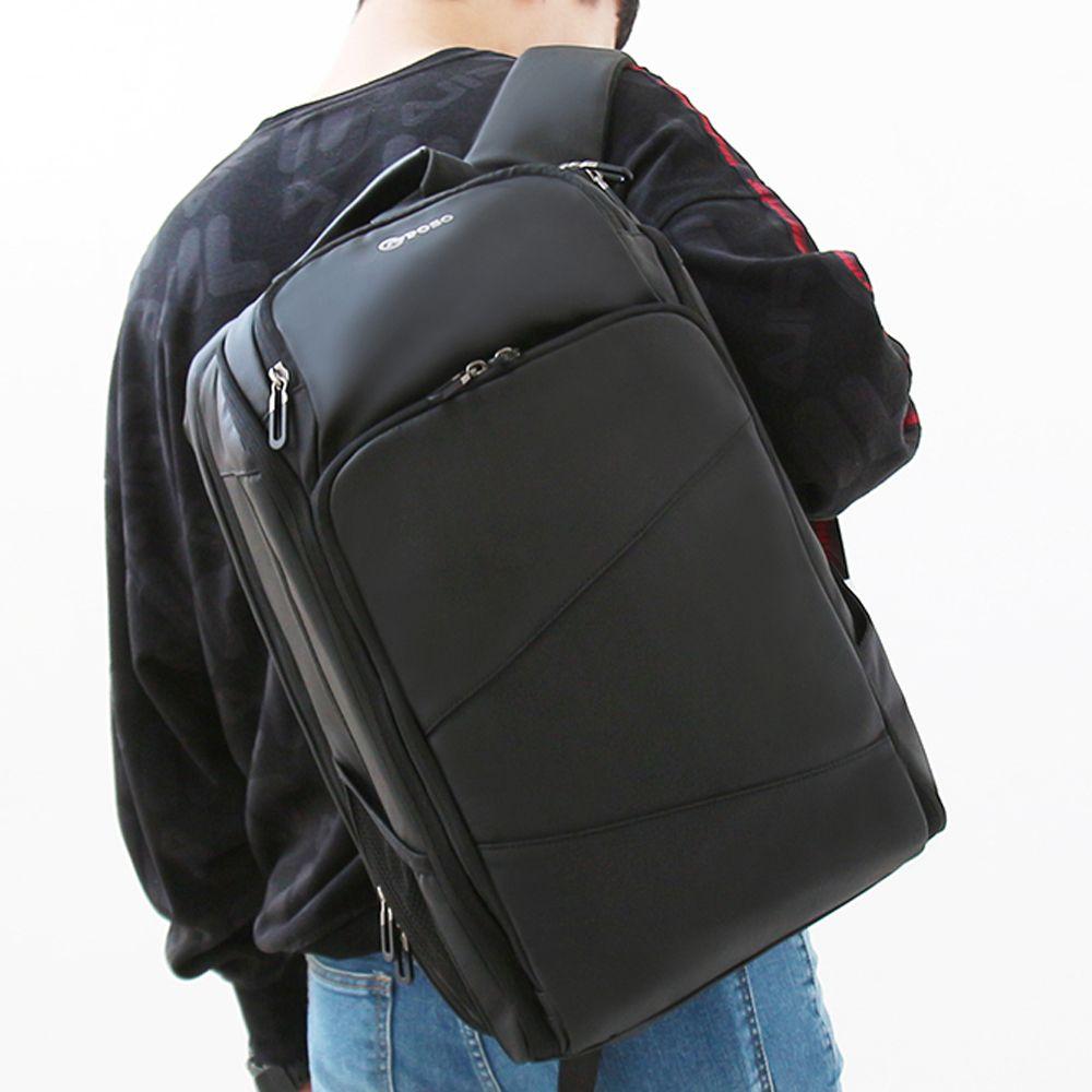 직장인 백팩 기능성 노트북 방수 USB 캐리어가방