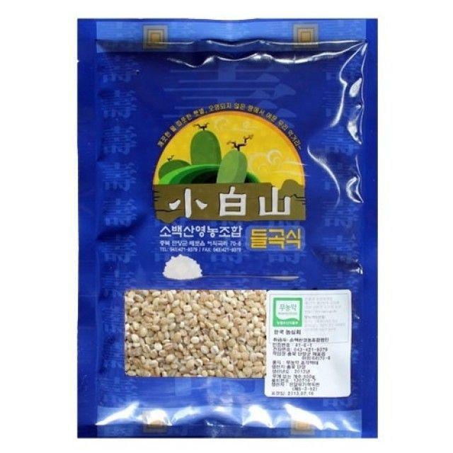 (무농-약)보리쌀-1kg - 2020년산
