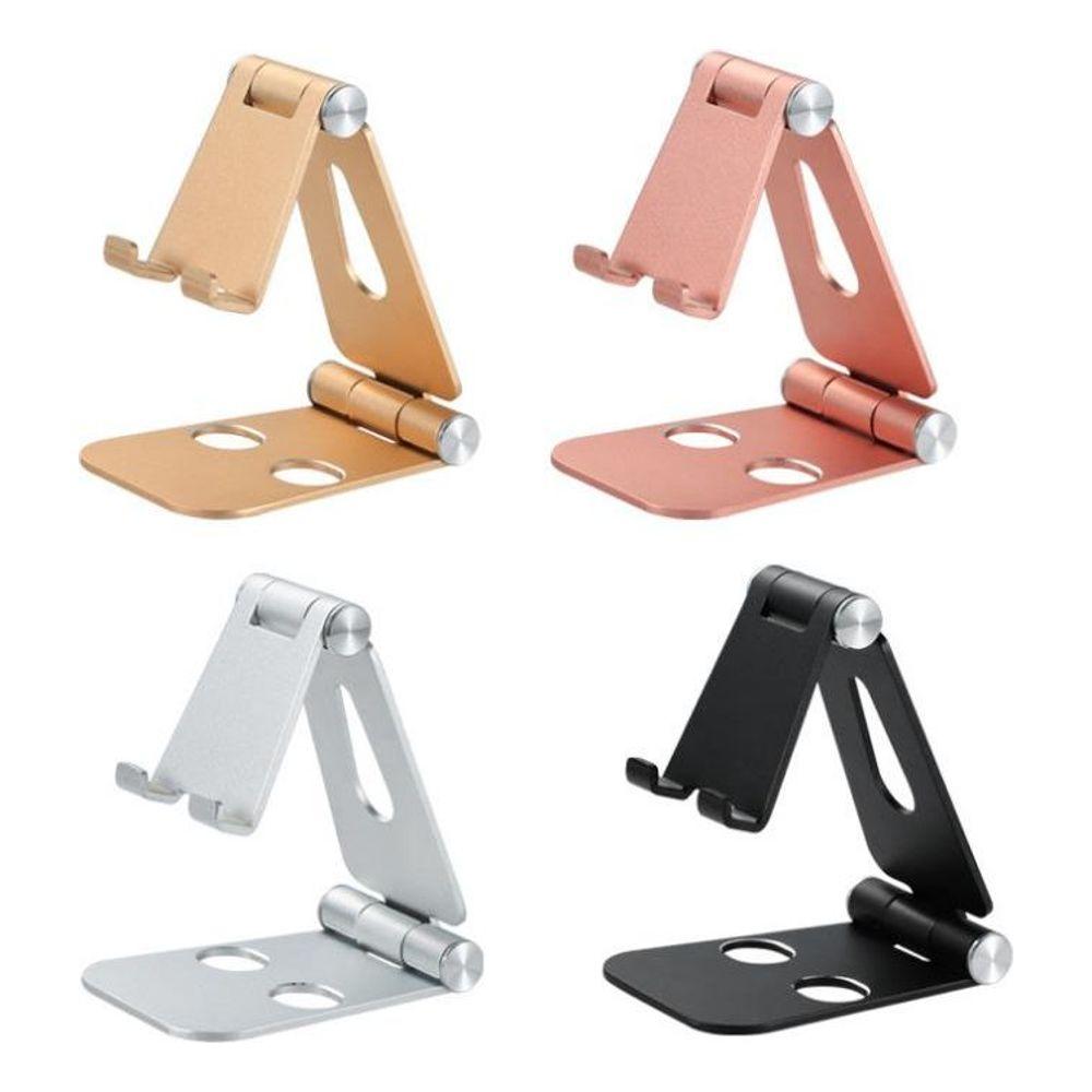 키밍 알루미늄 핸드폰 거치대 각도조절 태블릿 받침 4colors