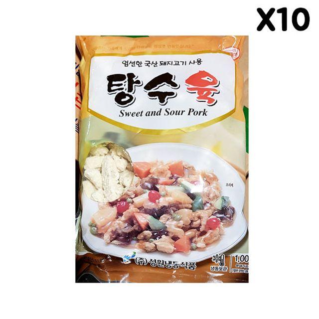 FK 성원 탕수육 1KX10