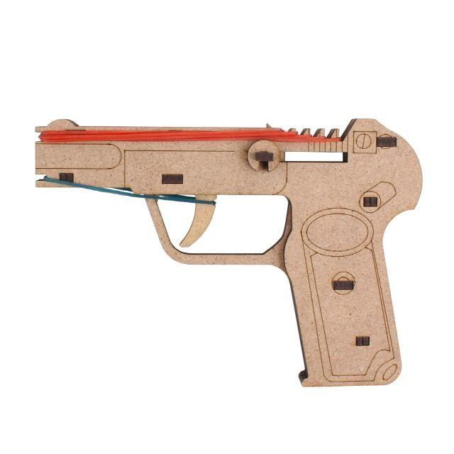 DIY 조립 안중근 의사의 총