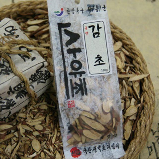 국내산 감초