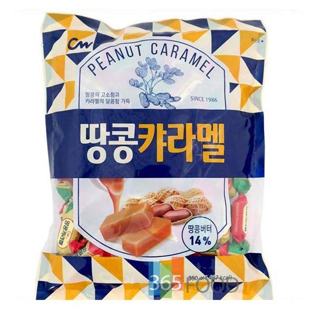 청우식품 땅콩카라멜 350g