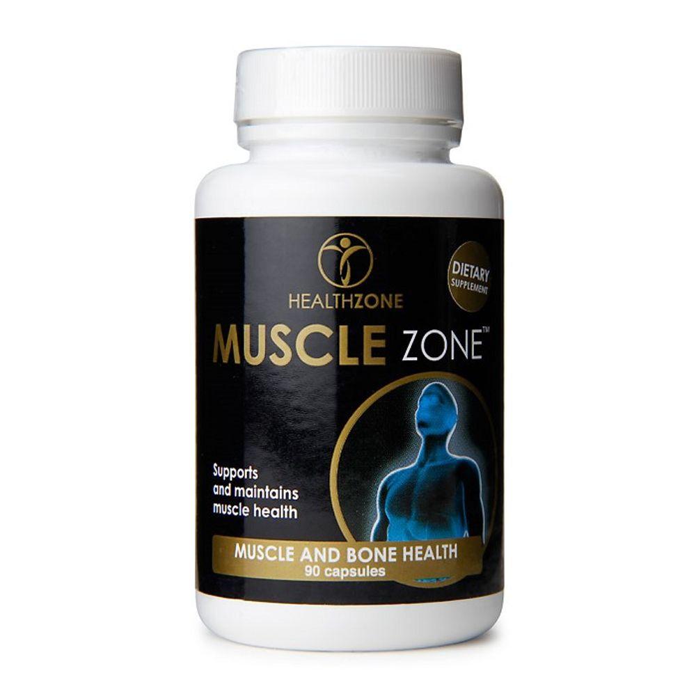 미국 헬스죤 근육 죤 90캡슐
