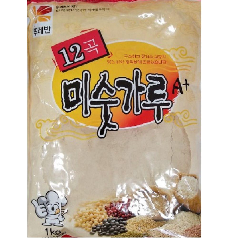 정겨움 구수 미숫가루(12곡) 1kg