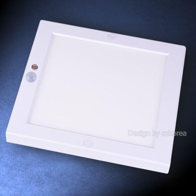조명 거실등 두영/LED 엣지등/센서20W/사각/00973 LED 등기구 방등