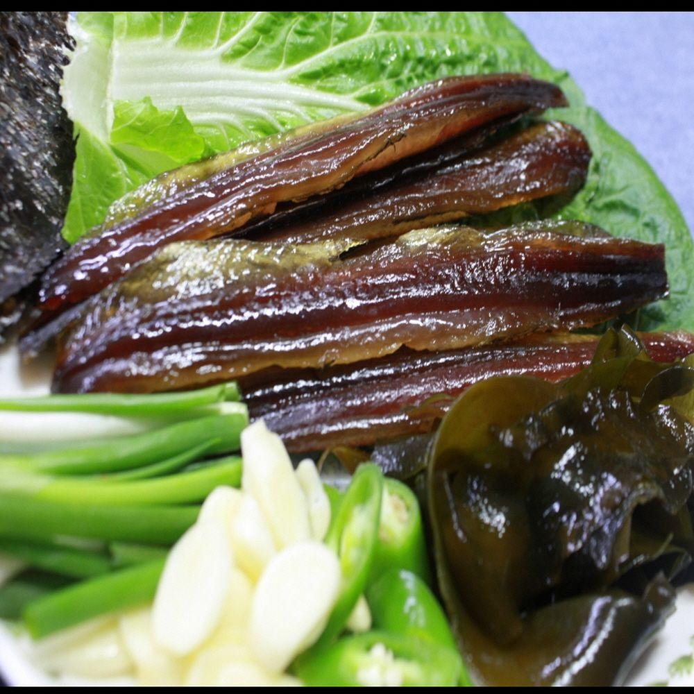 구룡포 꽁치 완전손질 과메기10미(20쪽)야채2인용포함