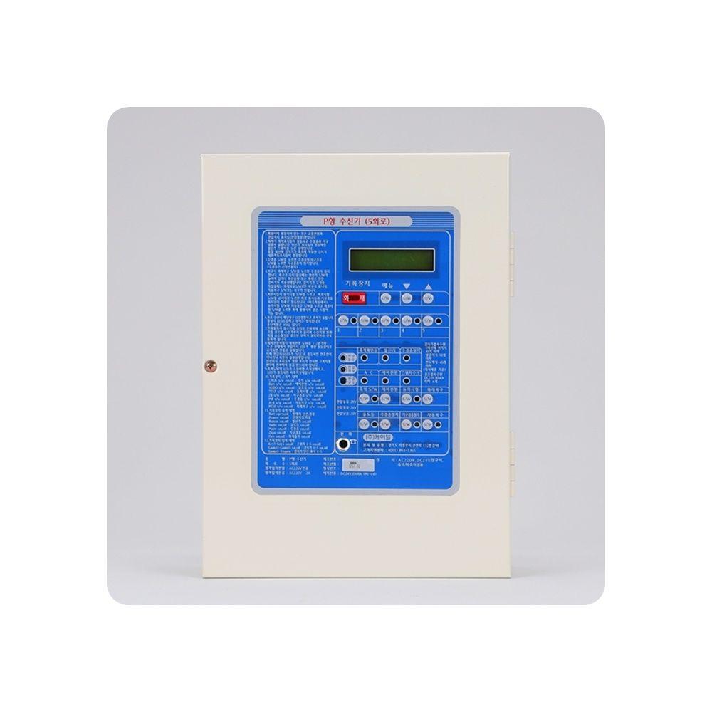수신기 (신형) 5P 영상 감지기 발신기 소방자재 전기