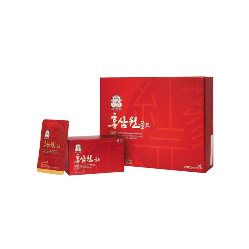 정관장 홍삼원 골드세트 50ml x 60포 쇼핑백포함