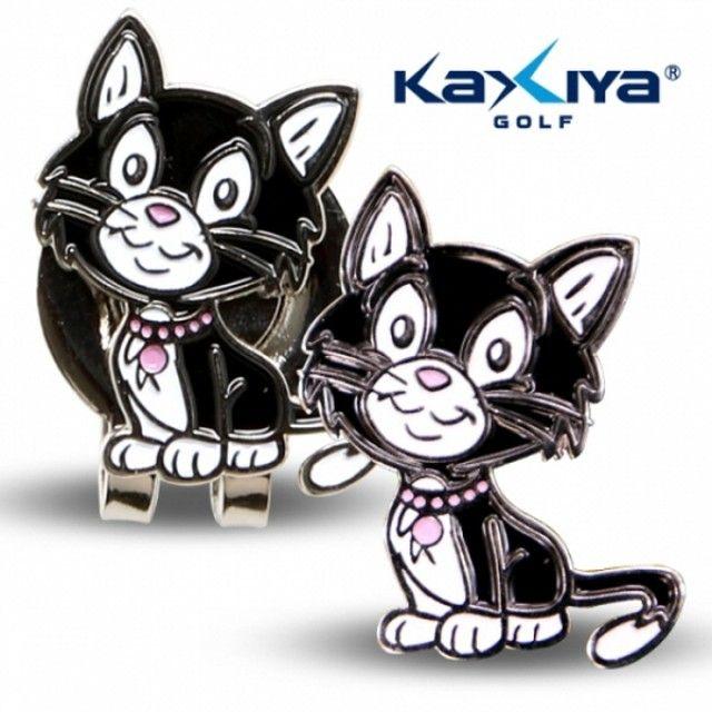 고양이 골프 볼마커 골프볼마커 골프용품