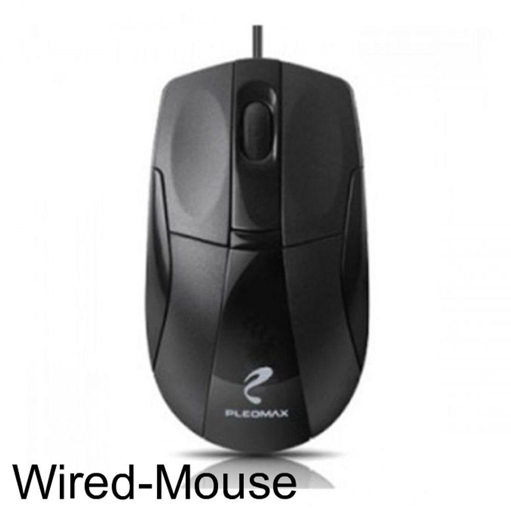 PC용품list PLEOMAX MO-650 표준 USB 유선 마우스