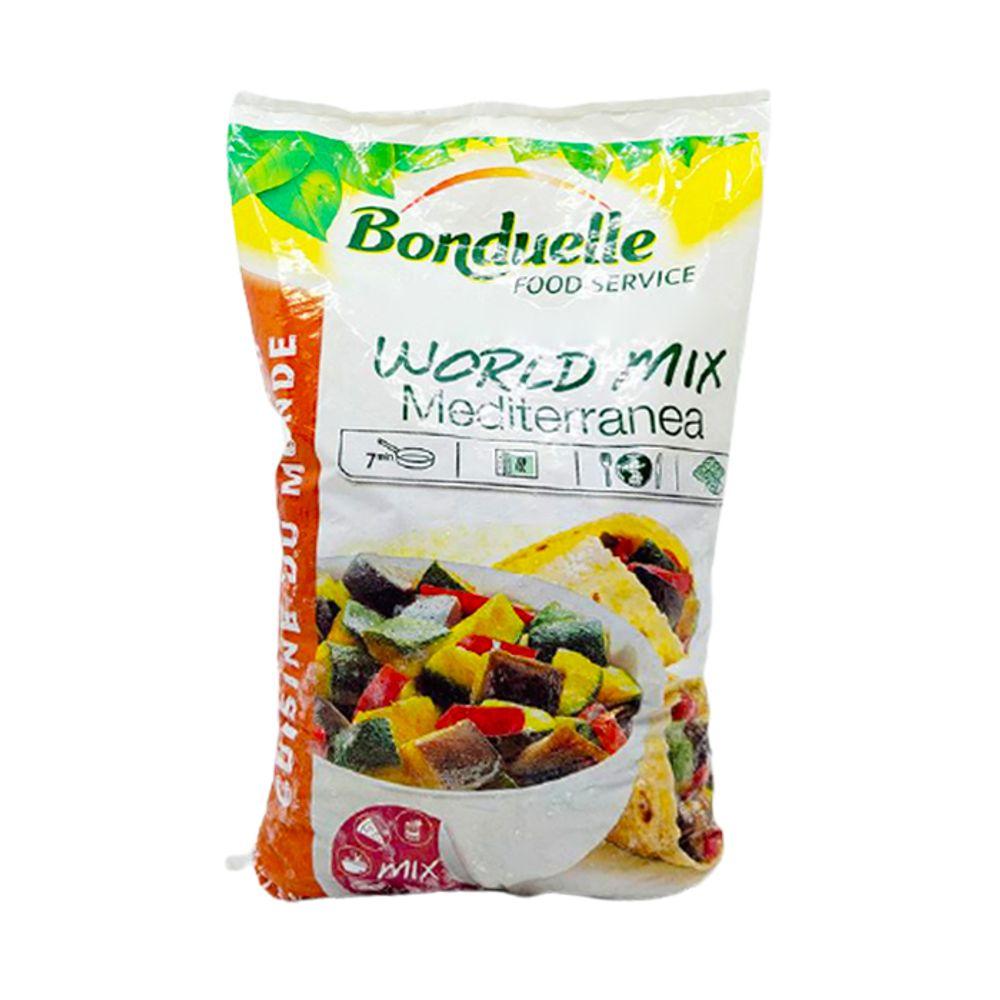bonduelle 월드믹스 혼합 야채 2.5kg