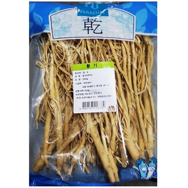 한진 삼계탕 식자재 황기 500g 20봉