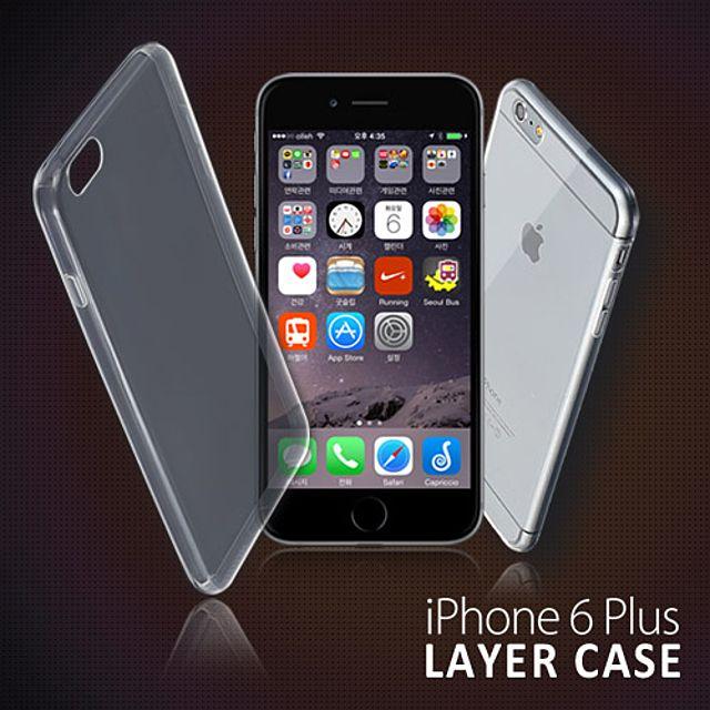 PB iPhone6 PLUS 초경량 고투명 TPU 재질 LAYER CASE